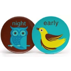 Early Risers vs. Night Owls – Day 27, a Month ofWriting