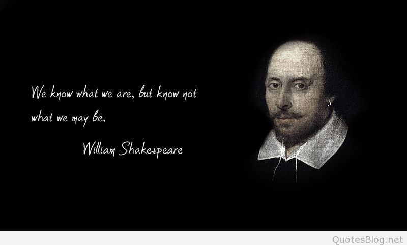 Shakespeare and Why You Should Read/Know It – Day 28, A Month ofWriting